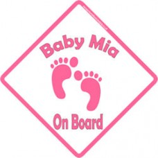 Baby Footprints Girl