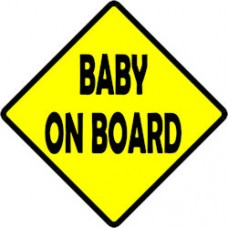 Baby On Board - Text