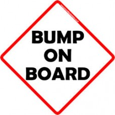 Bump On Board - Text