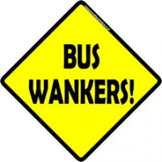 Bus Wankers - Inbetweeners