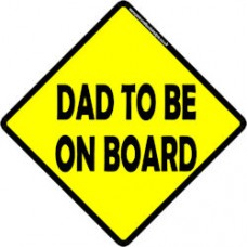 Dad To Be - Text