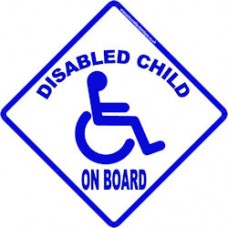 Disabled Blue