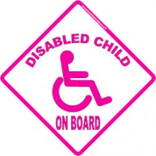 Disabled Pink