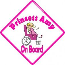Disabled Princess