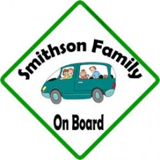Family On Board 1
