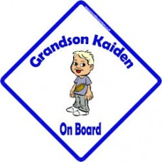 Grandson 1