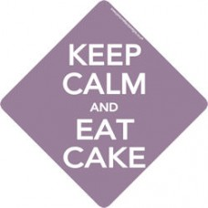 Keep Calm Eat Cake