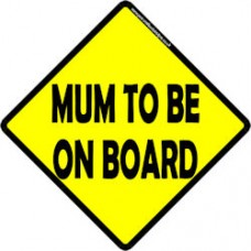 Mum To Be - Text