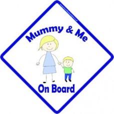 Mummy Me Boy