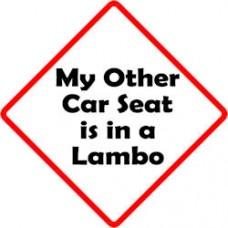 Other Car Seat - Lambo