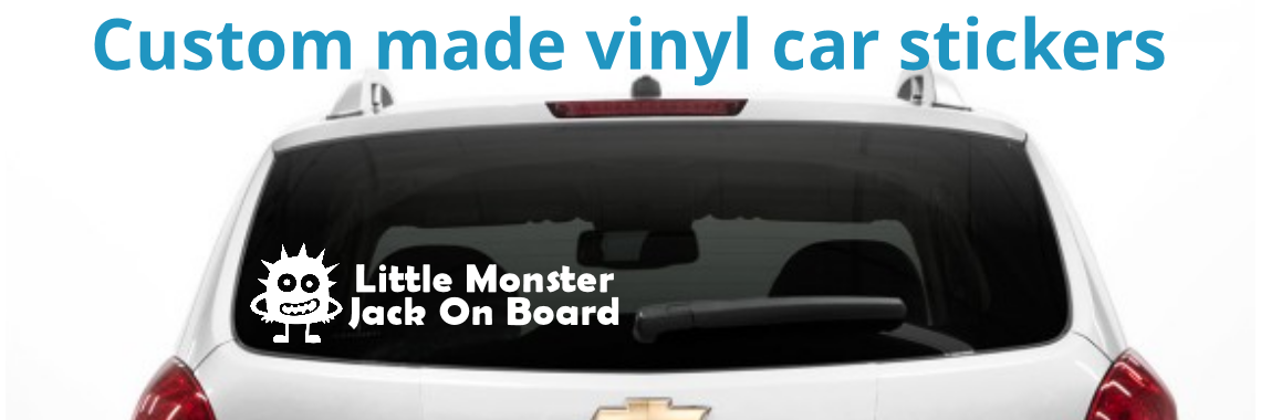 Vinyl Decal Car Stickers