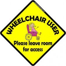 Wheelchair User (princess)